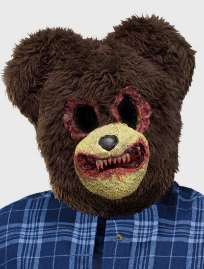 Bloody Scary Bear Mask