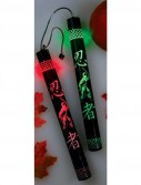 Multicolored Ninja Nunchucks