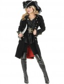 Pirate Vixen Adult Coat