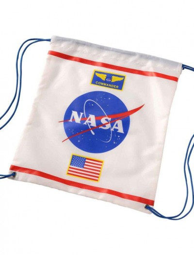Astronaut Drawstring Backpack