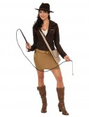 Miss Indiana Jones Adult Costume