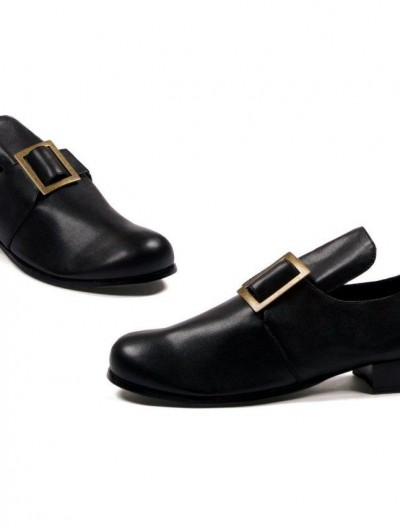Samuel (Black) Adult Shoes