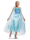 Disney Frozen - Plus Size Deluxe Elsa Dress