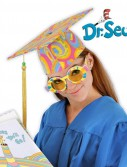 Dr. Seuss Oh  the Places You'll Go - Graduation Glasses