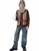 Duck Dynasty - Uncle Si Child Costume
