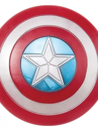 Captain America Winter Soldier - Child Retro Captain America Shield
