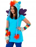 My Little Pony - Rainbow Dash Hoodie Hat