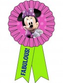 Disney Minnie Mouse Award Ribbon