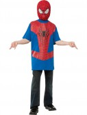 New Official The Amazing Spider-Man 2 Movie Spider-Man Child T Shirt