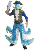 Skylanders Swap Force - Wash Buckler Kids Costume