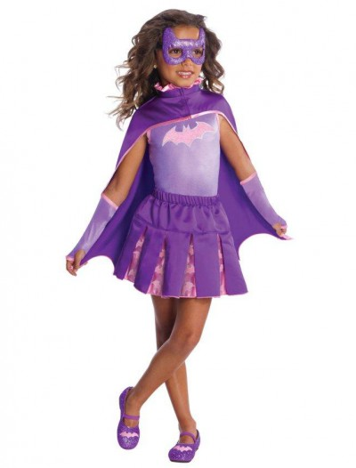 Batgirl Cape With Puff Hanger