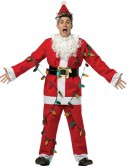 National Lampoon's Christmas Vacation - Adult Light Up Santa Costume