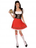 German Girl Dress - Adult Costume