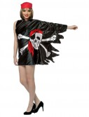 Pirate Flag Womens Dress Costume