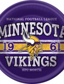 NFL Minnesota Vikings Dinner Plates (8 count)