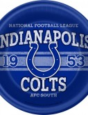 NFL Indianapolis Colts Dinner Plates (8 count)