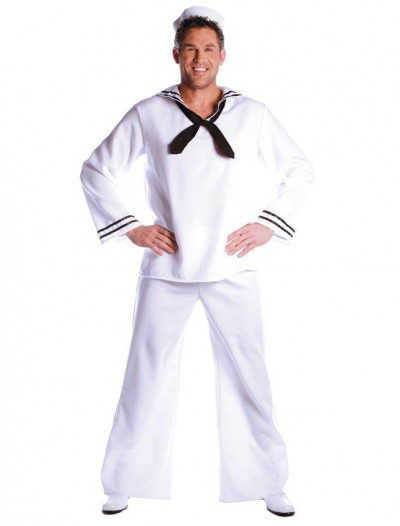 Plus Size Sailor Costume