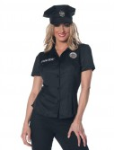 Police Officer Shirt - Adult Costume