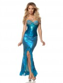 Sexy Adult Mermaid Dress Costume