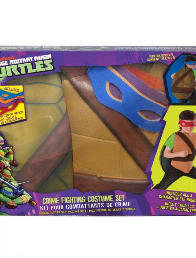 TMNT - Crime Fighting Dress Up Set