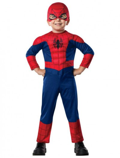 Ultimate Spider-Man Toddler Costume