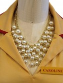The 2 Broke Girls Caroline's Pearl Necklace