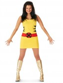 Marvel Comics Wolverine Adult Tank Dress
