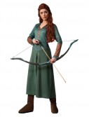 The Hobbit 2: Desolation of Smaug - Tauriel Elf Costume