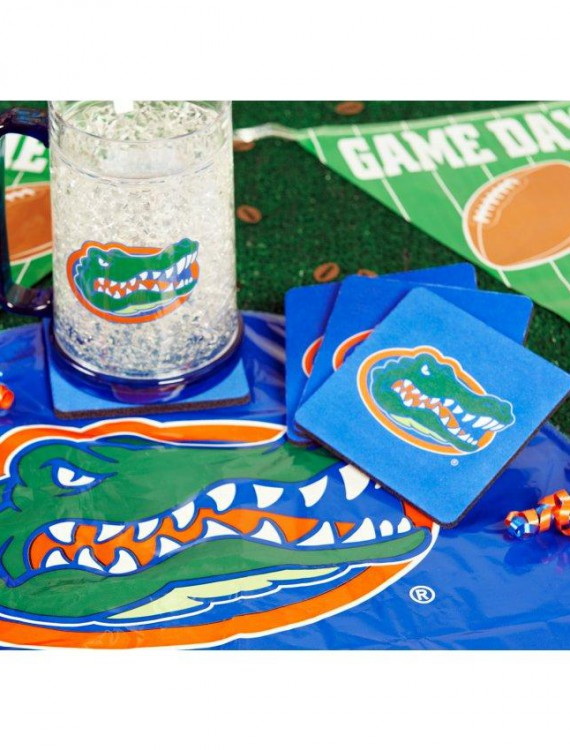 Florida Gators College Deluxe Party Kit