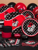 Georgia Bulldogs College Deluxe Party Kit