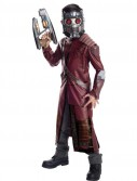 Guardians of the Galaxy - Deluxe Star-Lord Kids Costume
