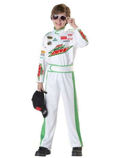 NASCAR Dale Earnhardt Jr Child Costume