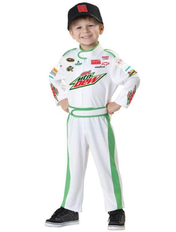 NASCAR Dale Earnhardt Jr Toddler Costume