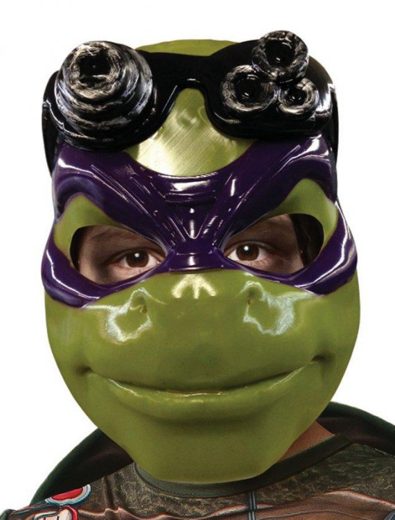 Teenage Mutant Ninja Turtle Movie - Donatello Adult Mask