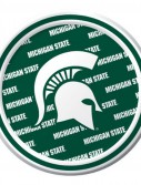 Michigan State Spartans - Dessert Plates (8 count)