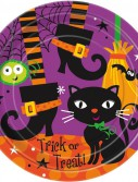 Spooky Boots Dinner Plates (8 count)