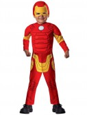 Avengers Assemble Iron Man Toddler Costume