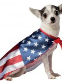 USA Flag Cape Pet Costume