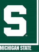 Michigan State University Spartans Lunch Napkins (20)