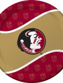 Florida State University Seminoles Dinner Plates (8)