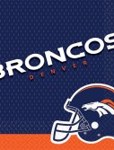 Denver Broncos Lunch Napkins (16)