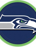 Seattle Seahawks Dinner Plates (8)