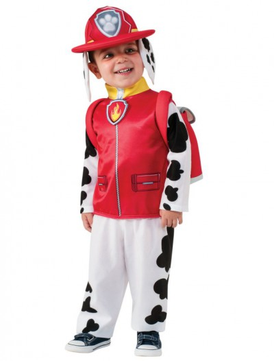 Paw Patrol - Marshall Toddler/Child Costume
