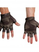 Captain America The Winter Soldier - Adult Captain America Gloves