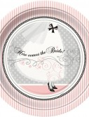 Elegant Wedding Dinner Plates (8)