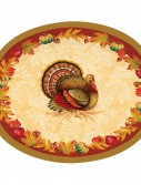 Thanksgiving Blessing Oval Platters (8)