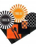 Trick or Treat Event Party Pack for 8