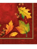 Autumn Glory Lunch Napkins (18)
