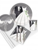 Silver Wedding Event Pack for 8