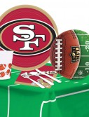 NFL San Francisco 49ers Event Pack for 8